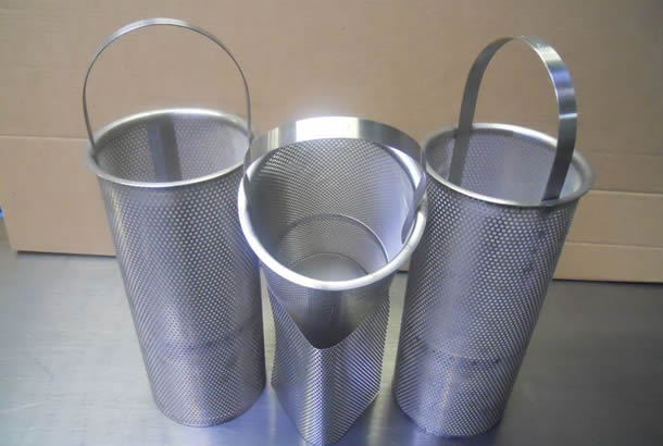 Filter Basket Conveniently Durable Not Easily Damaged