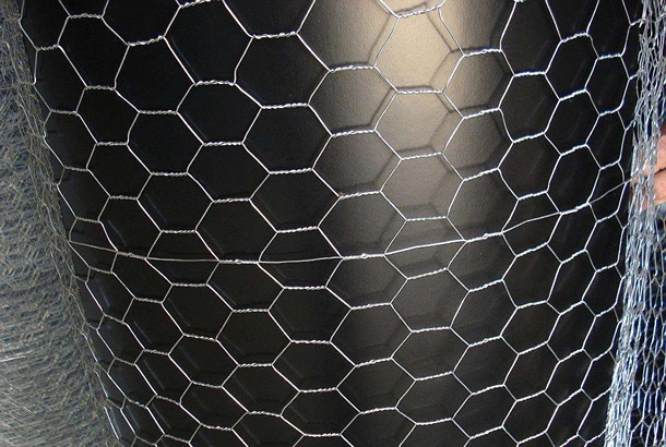 Hexagonal Wire Mesh With Its Good Corrosion Resistance